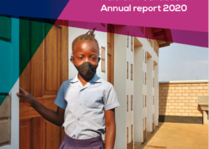 Halcrow Foundation Annual Report 2020 cover