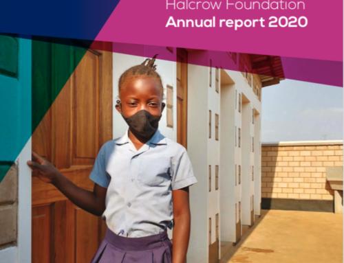 Annual Report, Halcrow Foundation