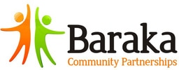 Baraka Community Partnerships logo